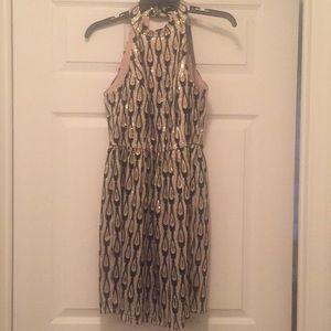 Ark&Co Black Short Sleeve Dress